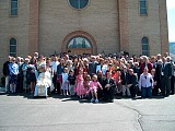 Pascha 2005 (our parishioners)